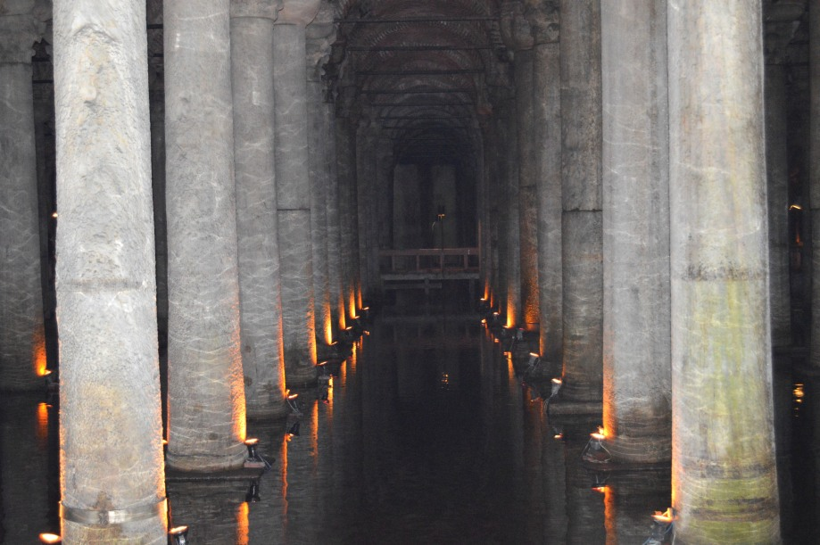 cistern pillars